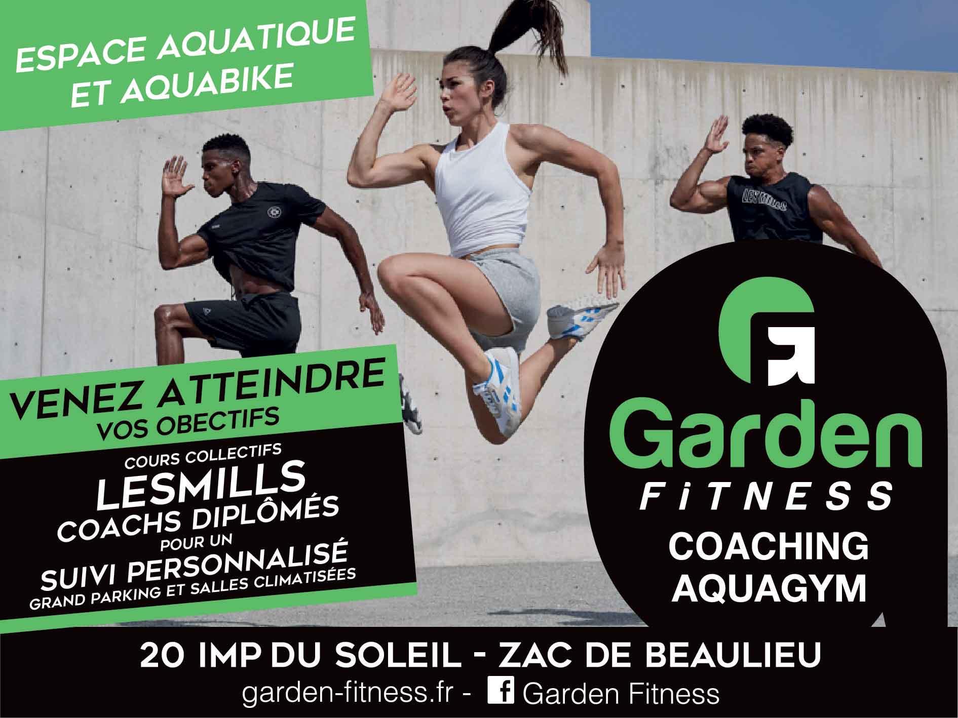 Garden Fitness Piscine Fitness Rpm La Rochelle