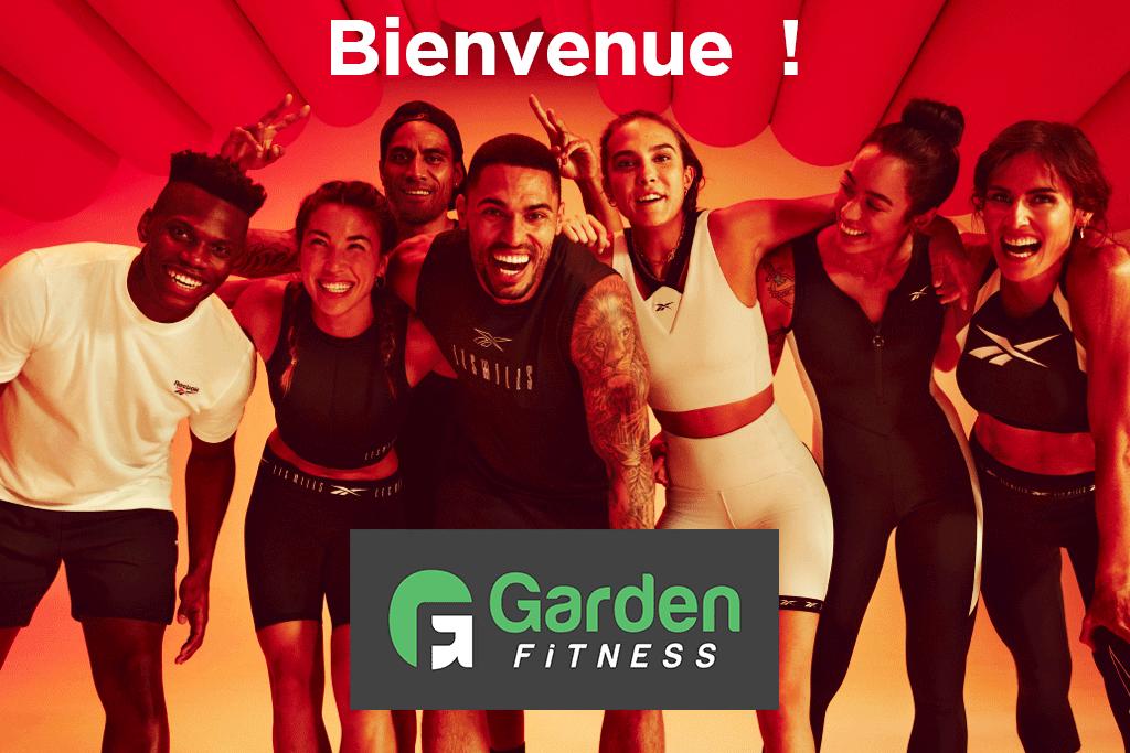 team garden fitness accueil