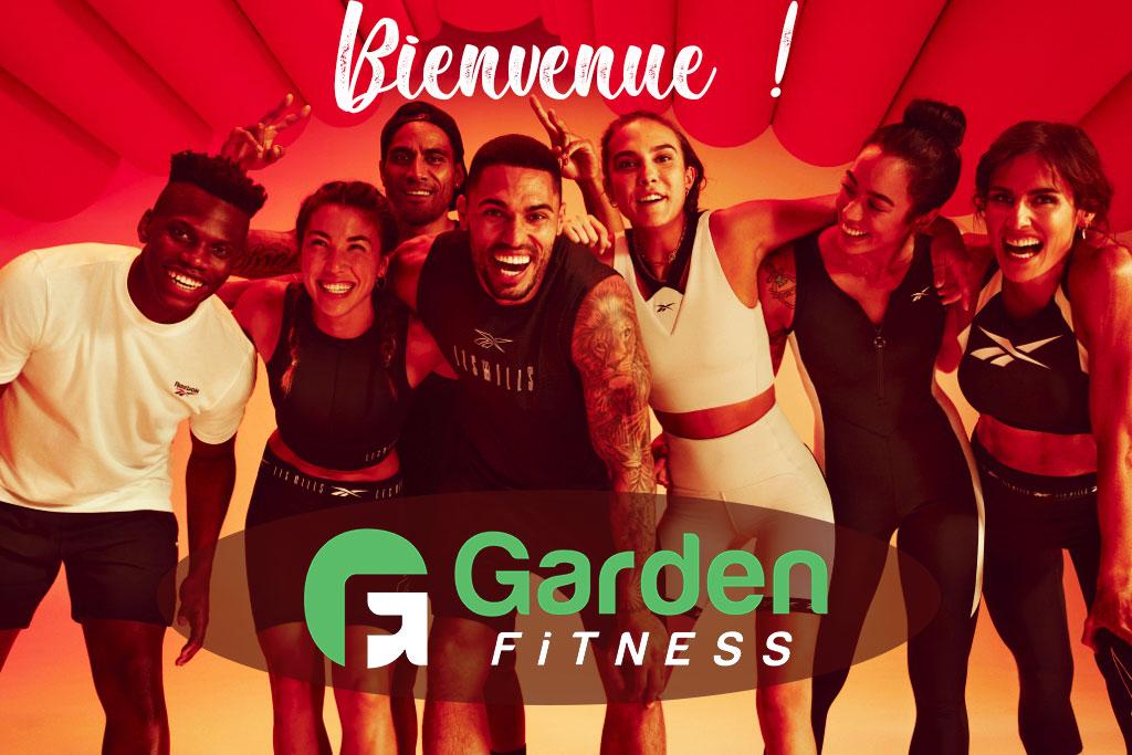 bienvenue chez garden fitness